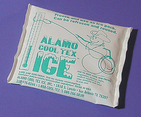 Alamo Cool Tex Small Gel Ice Bag